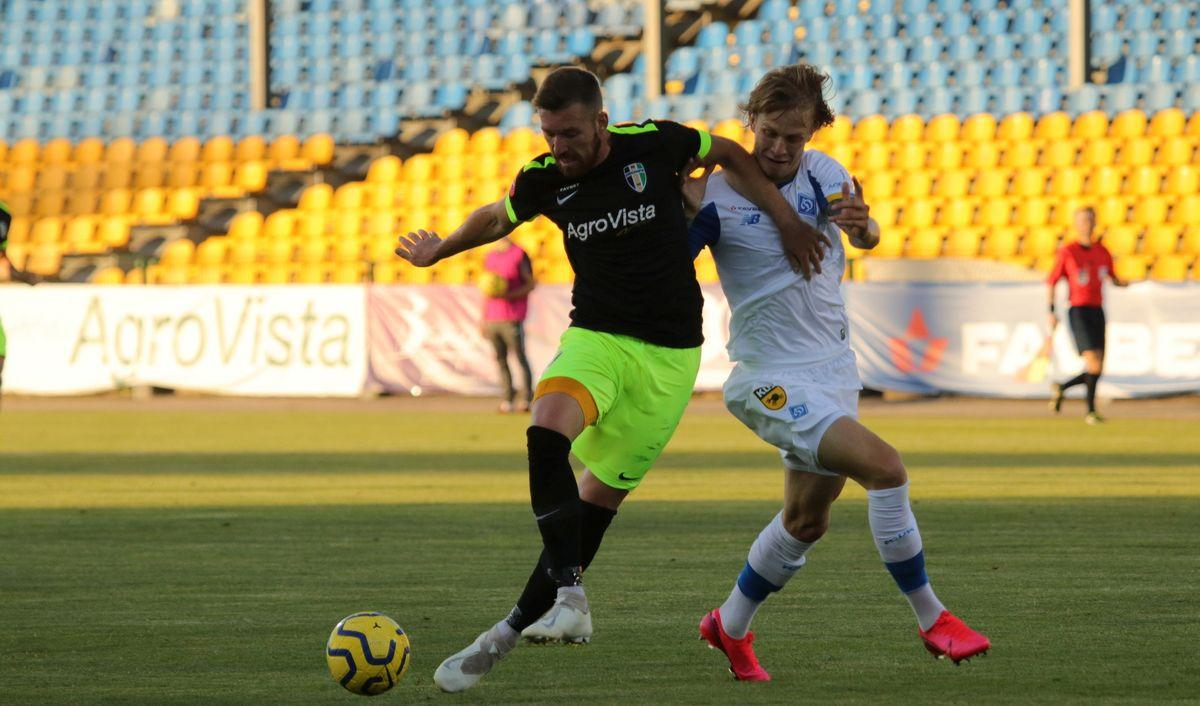 Олександрія - Динамо - 2:2 / фото fco.com.ua