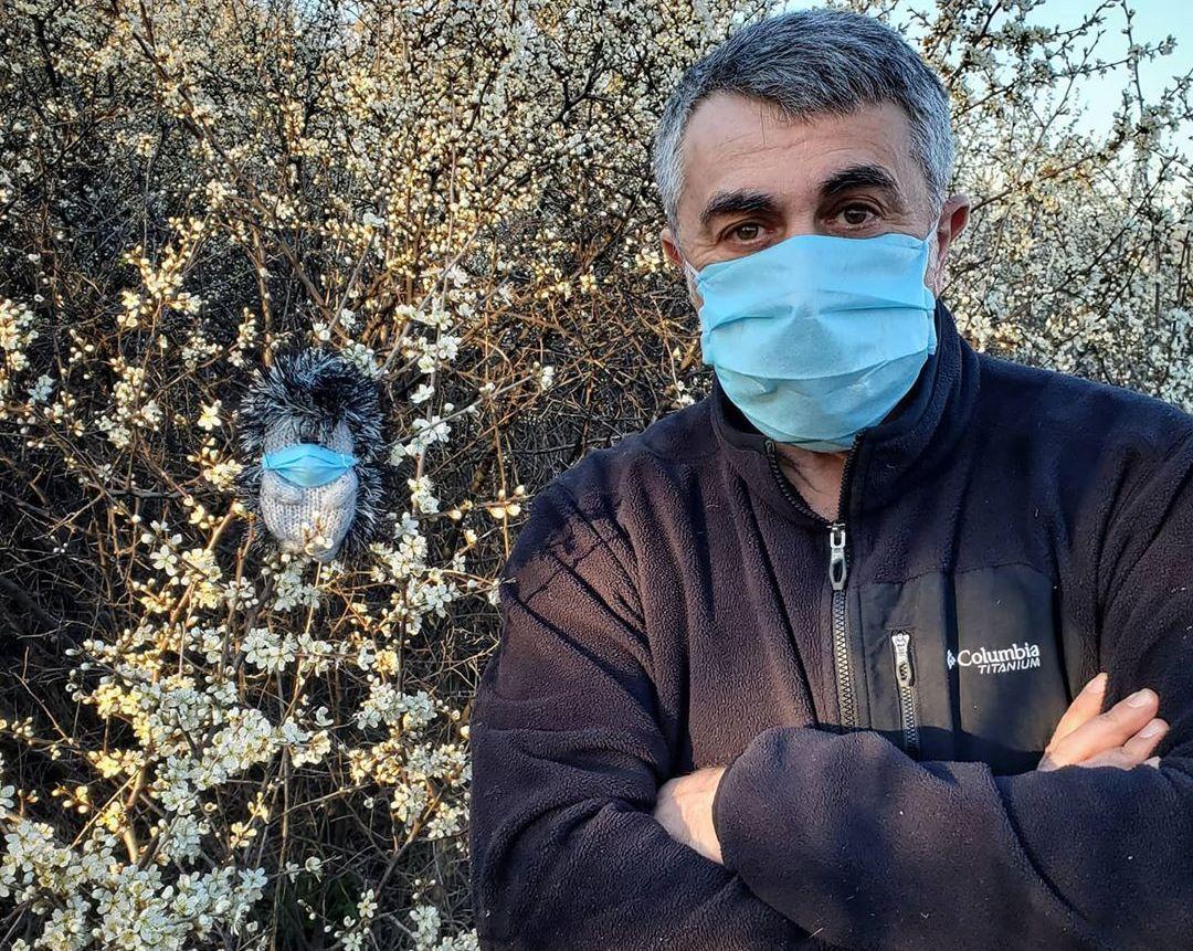По словам Евгения Комаровского, этого местного иммунитета человеку хватает, чтобы нейтрализовать большинство инфекций / фото instagram.com/uakomar/
