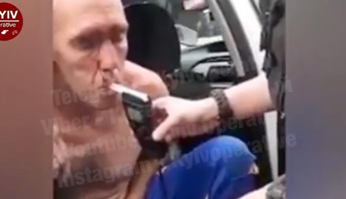 Что известно о виновнике смертельной аварии под Киевом/ Скриншот с видео, Кииев оперативный