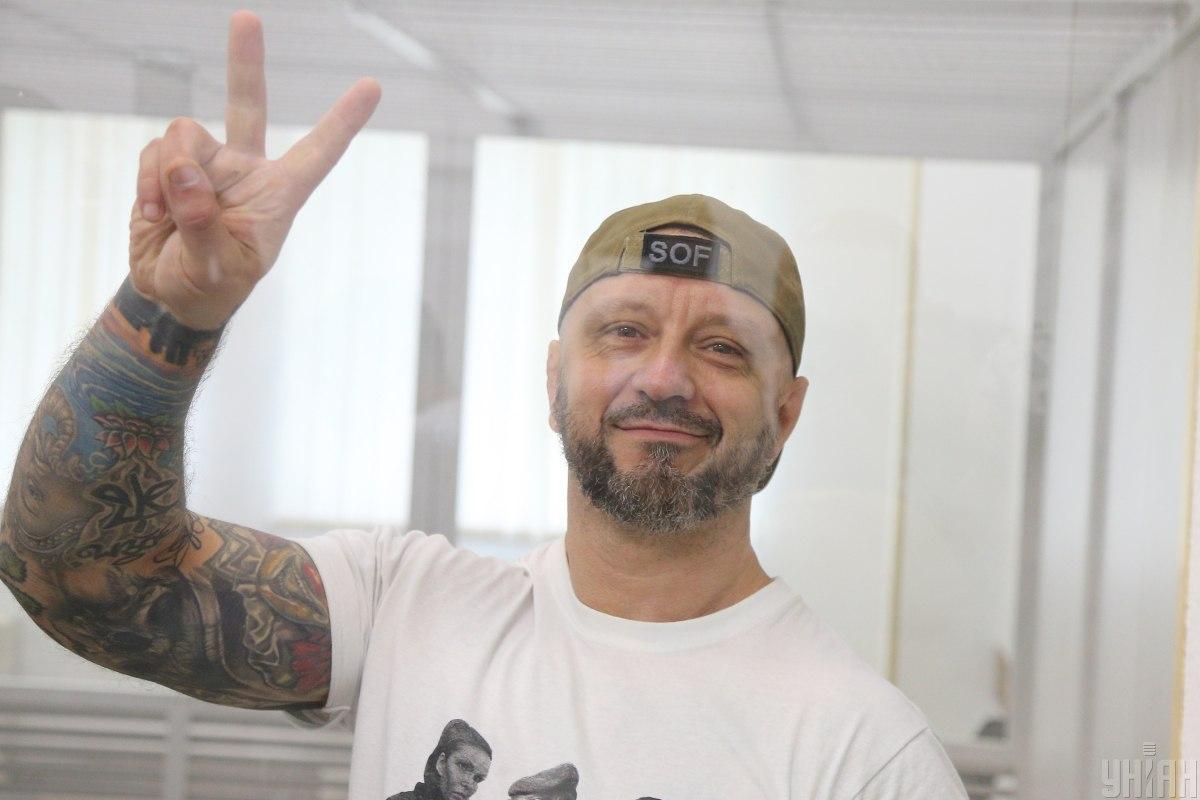 Антоненко считают организатором убийства Шеремета / УНИАН