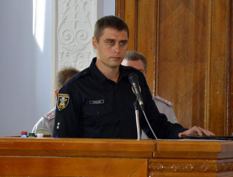 Замглавы полиции Николаевщины Ахрамеева ограбили / inshe.tv