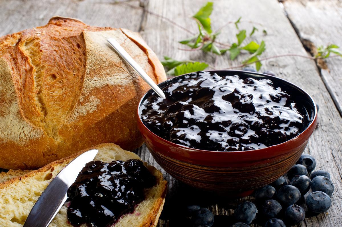 Варення з чорниці - рецепт / фото ua.depositphotos.com