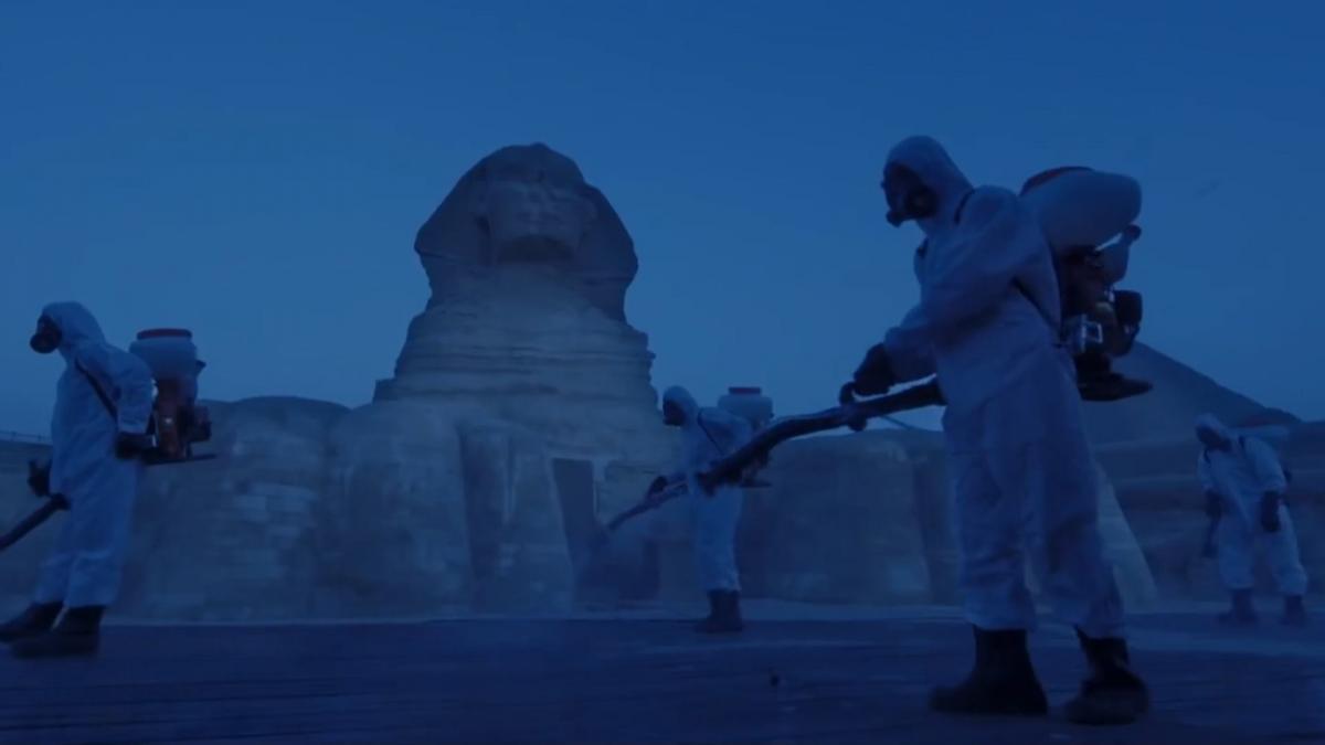 В Єгипті коронавірус не відступив