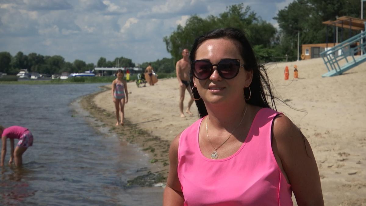Родина Ольги Гречінської вирішила в цьому році не ризикувати відпусткою та поїхати на вісім днів до українського Залізного порту