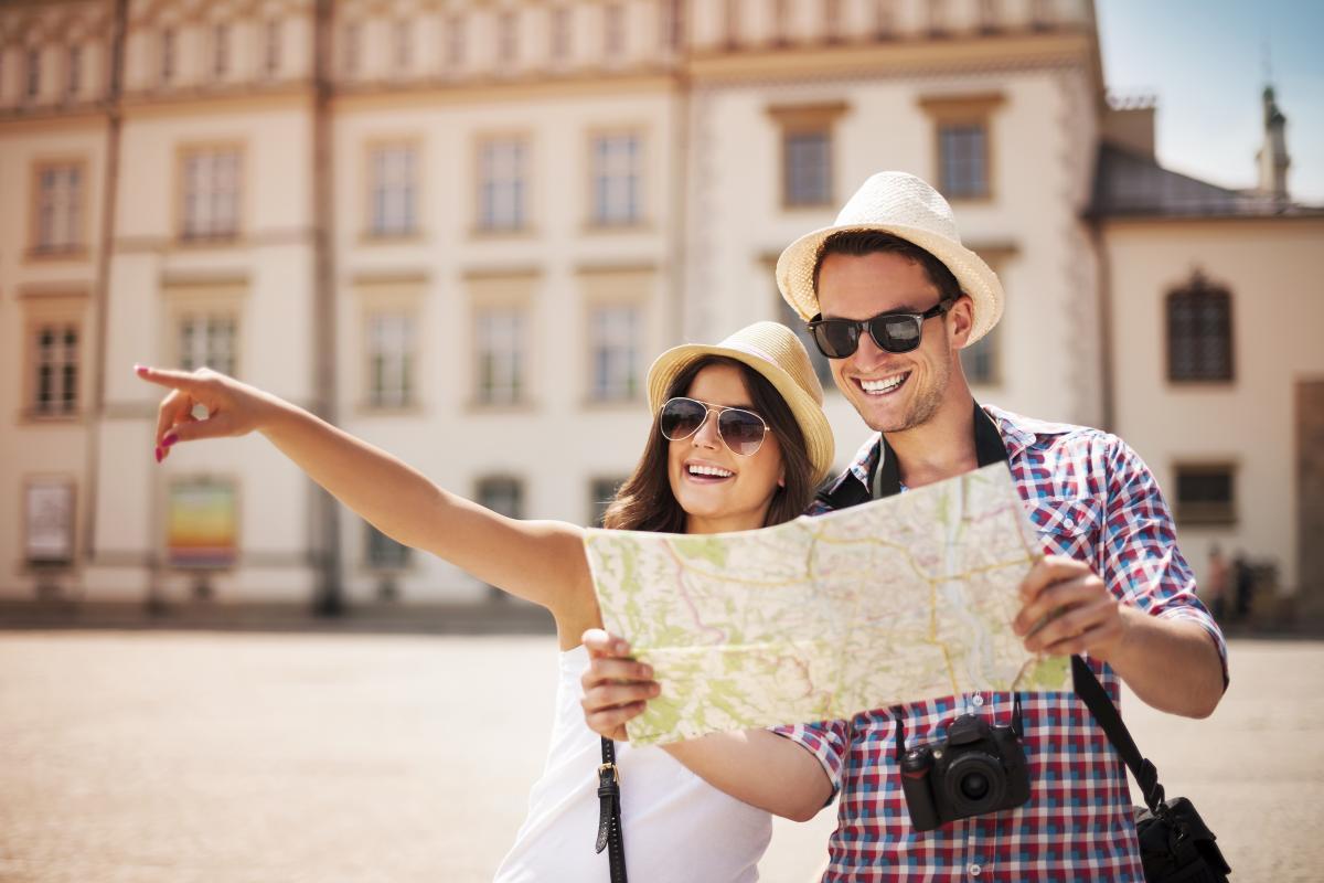 Зеленский хочет видеть Украину туристически привлекательной / фото ua.depositphotos.com