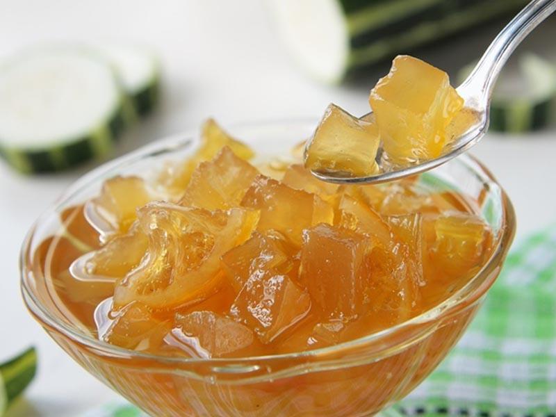 Вкусное варенье из кабачков - рецепт / фото appetito.com.ua