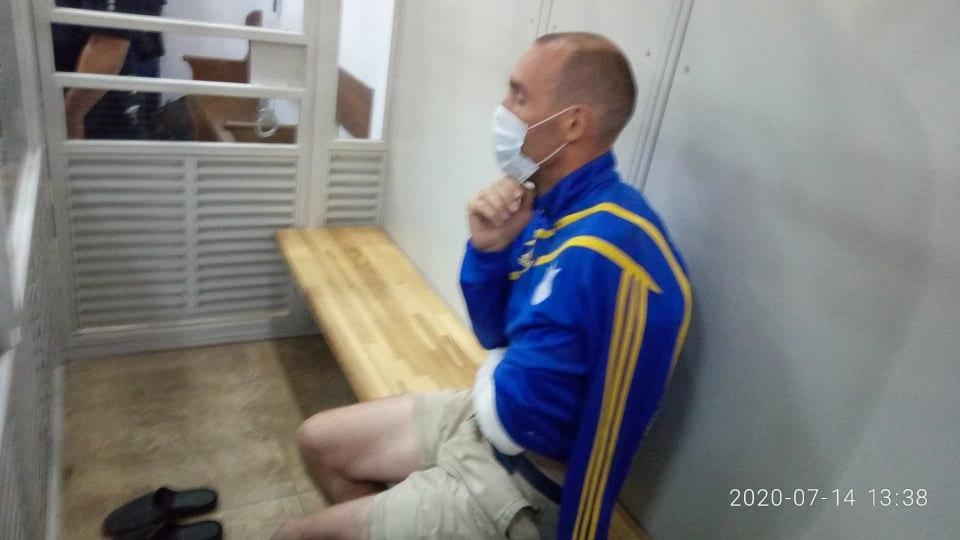 ДТП под Киевом - водитель рассказал, что употреблял перед поездкой /Фото УНИАН