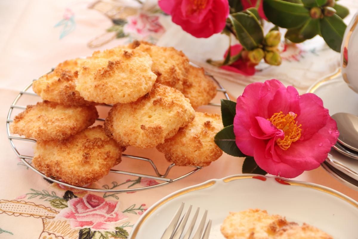 Как приготовить нежное кокосовое печенье / фото ua.depositphotos.com