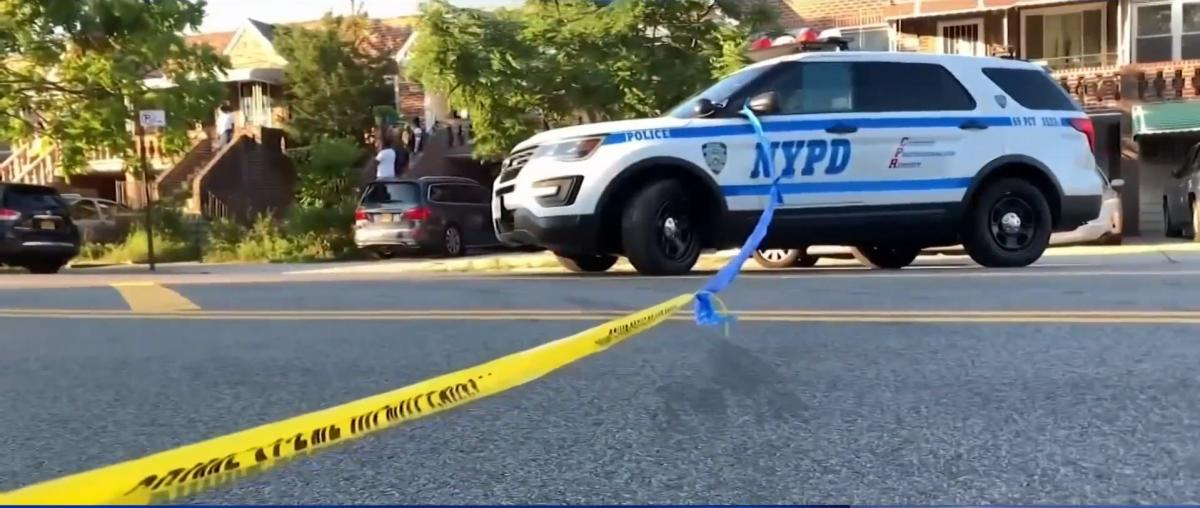 Скільки точно постраждалих в результаті стрілянини – невідомо / скріншот з відео