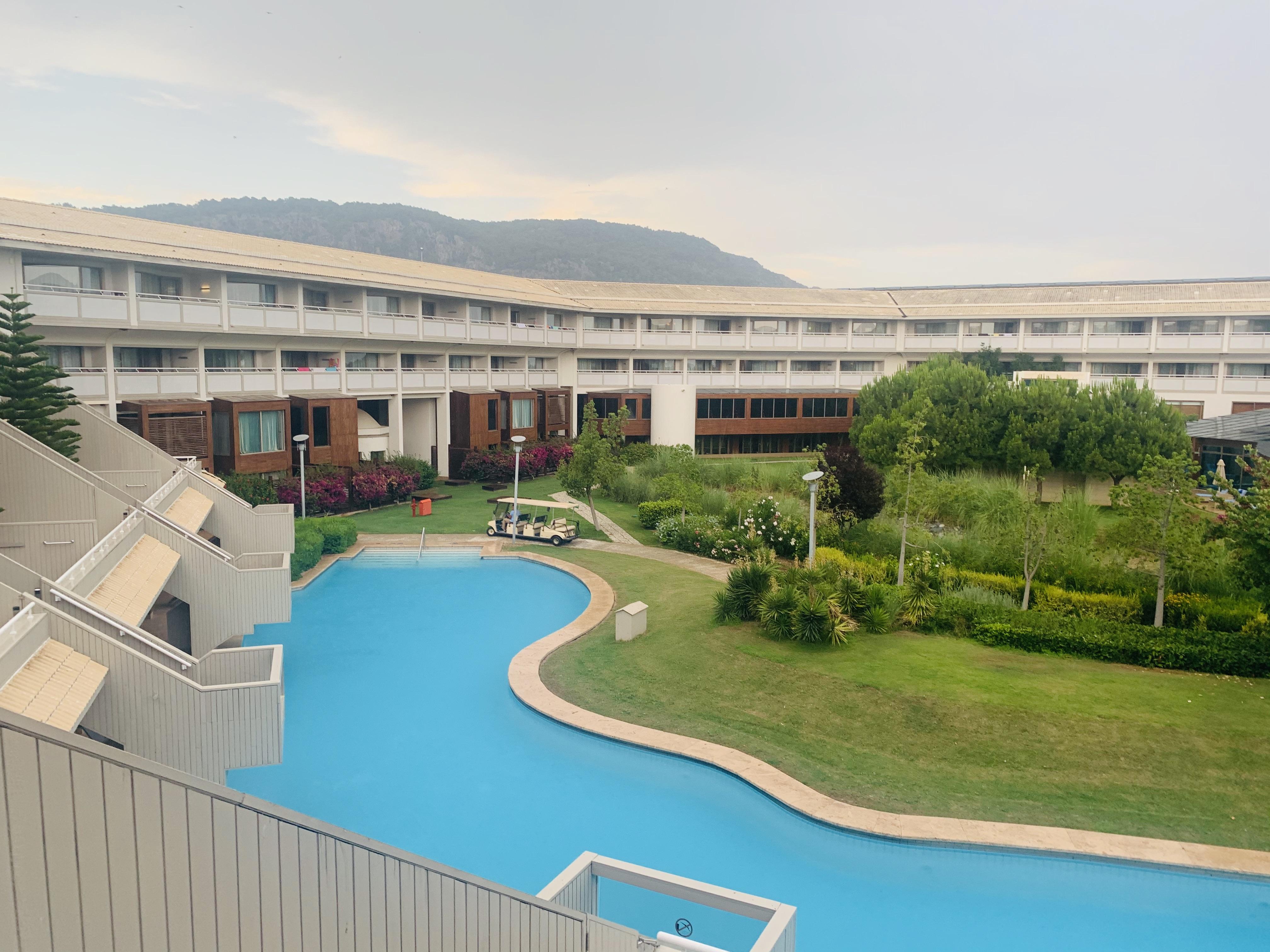 Турецкие гостиницы дезинфицируются и обрабатывают поступающий в них багаж гостей не хуже инфекционных больниц