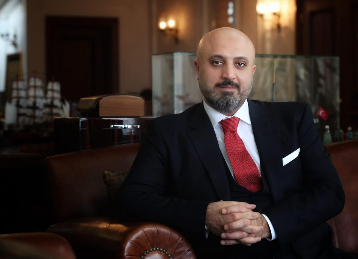Honorary Consul of Ukraine in Mugla Region and Chairman of the YDA Group Hüseyin Arslan wants Ukrainians and Turks to learn more about each other and more often come to visit each other