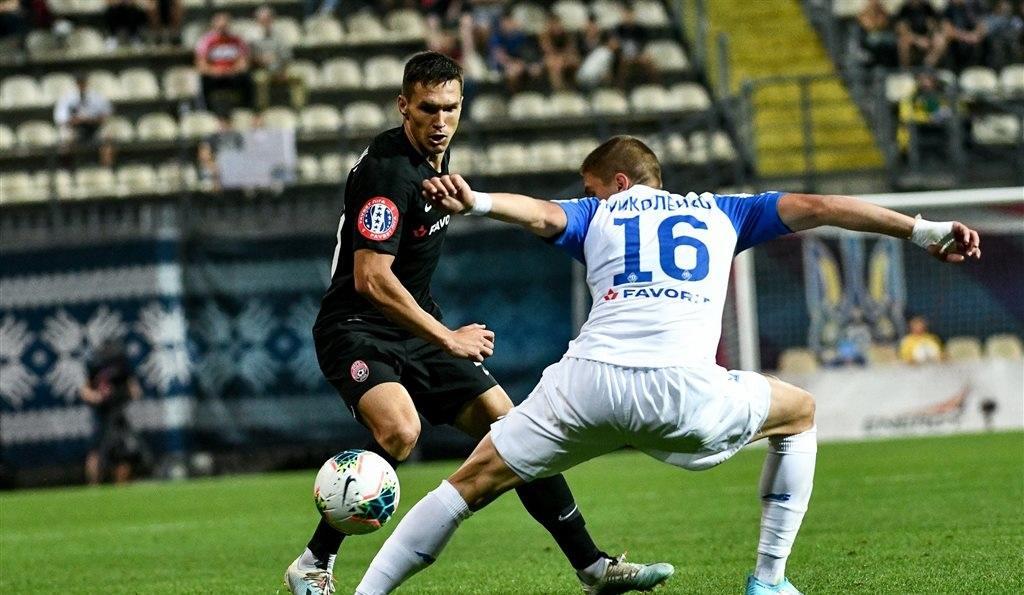Динамо и Заря сыграют в центральном матче тура / фото: ФК Динамо Киев
