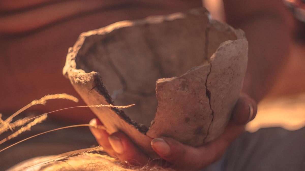 Ученые нашли новые артефакты скифов в Мамай-Горе / Facebook. Мамай-Гора