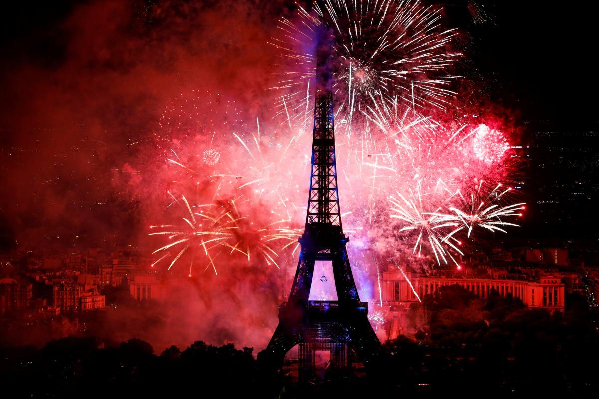 Париж - місто з найкращим туристичним брендом / фото REUTERS