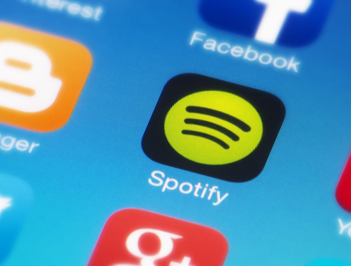 Spotify – безлимитный для абонентов Киевстар / фото ua.depositphotos.com