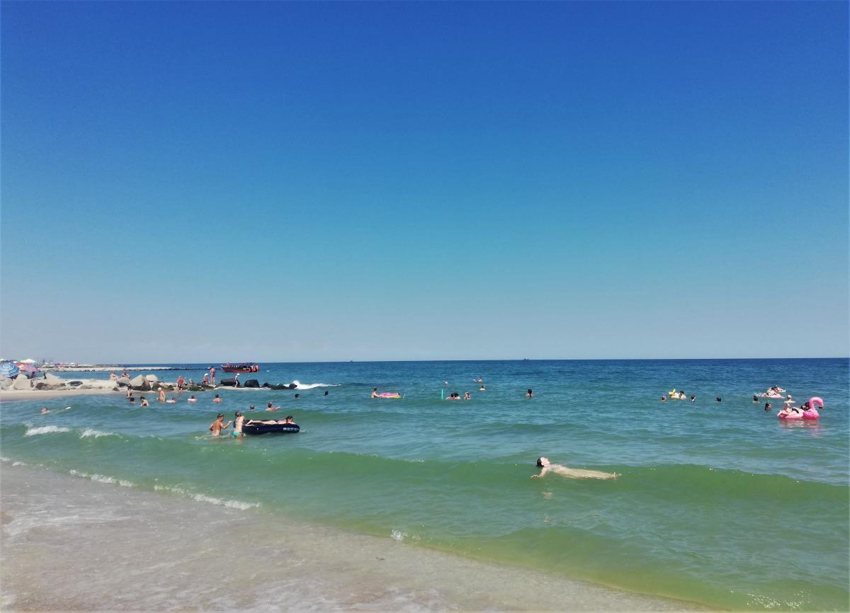 У пробах морської води виявлена висока концентрація збудників інфекційних захворювань / фото УНІАН, Марина Григоренко