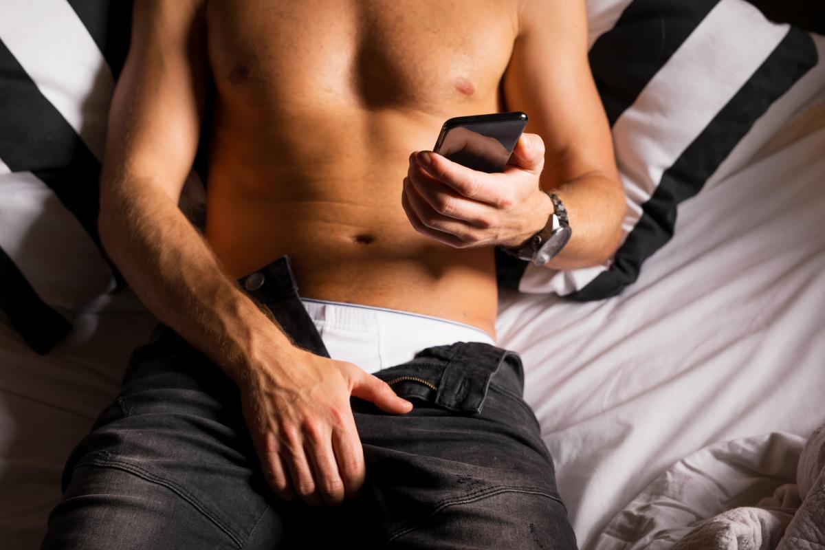 Порнография не влияет на эрекцию / фото ua.depositphotos.com