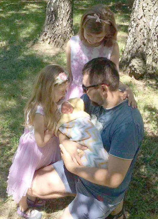 У супругов родился сын с весом 3350 граммов и ростом 56 сантиметров / фото 33kanal.com