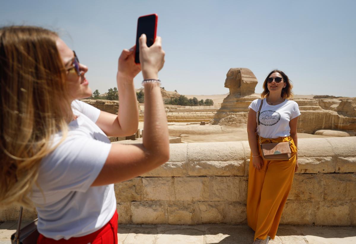 У туристів з України виникли труднощі із в'їздом до Єгипту / фото REUTERS