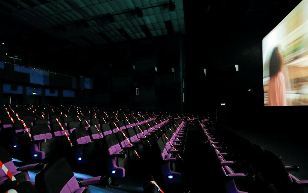 С 16 июля в украинских кинотеатрах стартует новая прокатная неделя / иллюстрация REUTERS