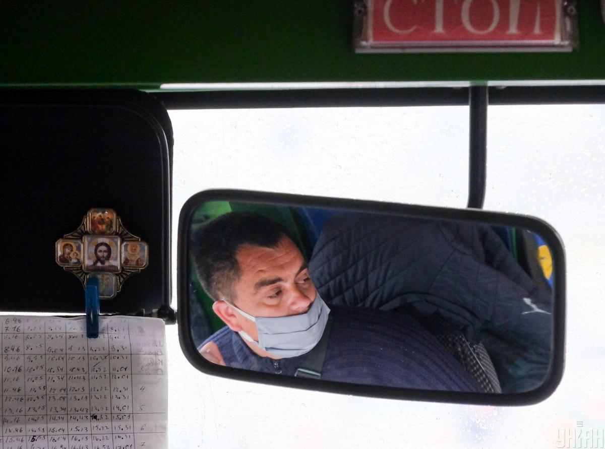 Маршрутчик выставил пассажира на улицу / Иллюстративное фото УНИАН