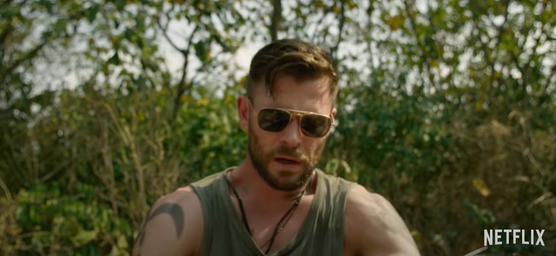 """Фильм """"Тайлер Рейк: Операция по спасению"""" возглавил рейтинг кинолент от Netflix / Скриншот"""