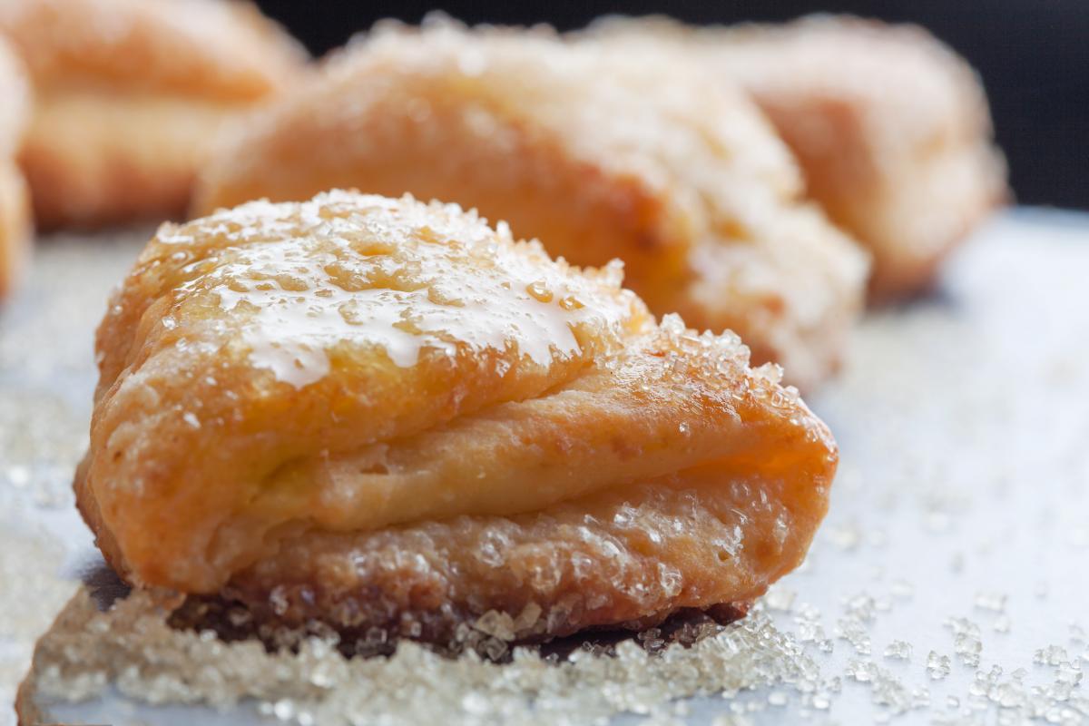 Как приготовить вкусное творожное печенье / фото ua.depositphotos.com