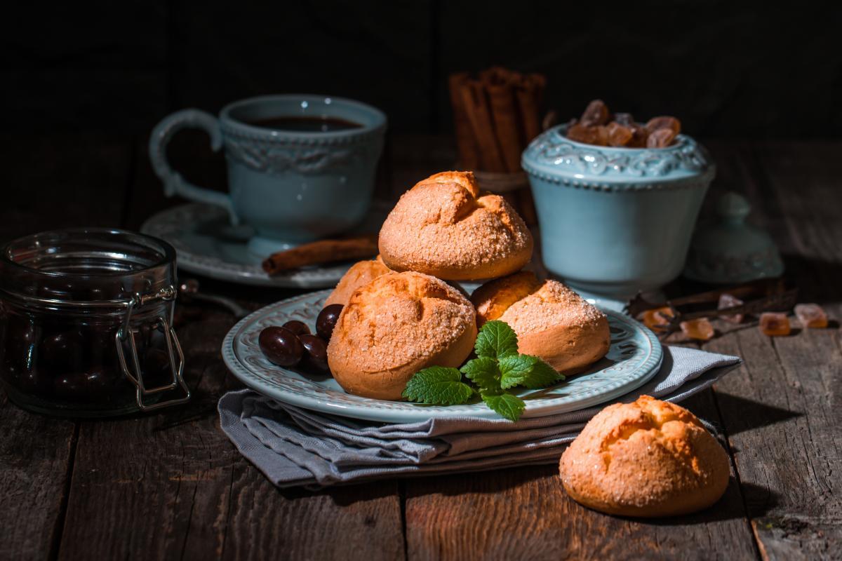 Нежное творожное печенье - рецепт / фото ua.depositphotos.com