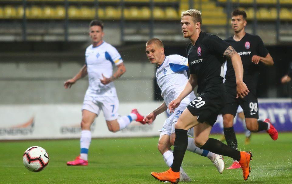 Динамо і Зоря зустрічалисяв четвертий раз в сезоні / фото ФК Динамо Київ