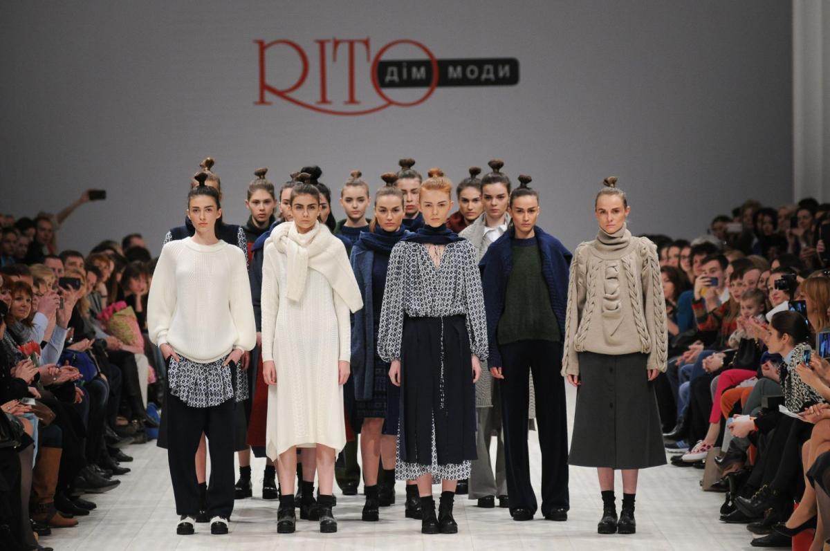Ukrainian fashion week / fakty.com.ua