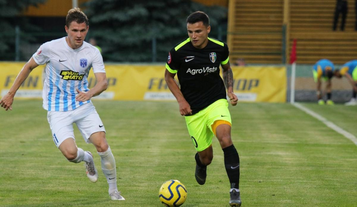 Десна ранее трижды обыграла Александрию в этом сезоне / фото ФК Александрия