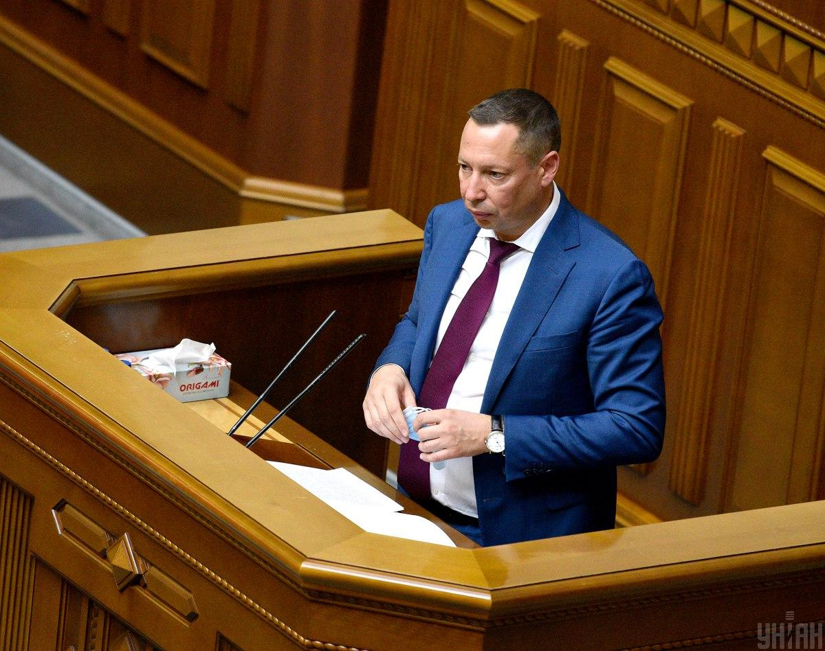 Kyrylo Shevchenko becomes the Central Bank's new head / Photo from UNIAN