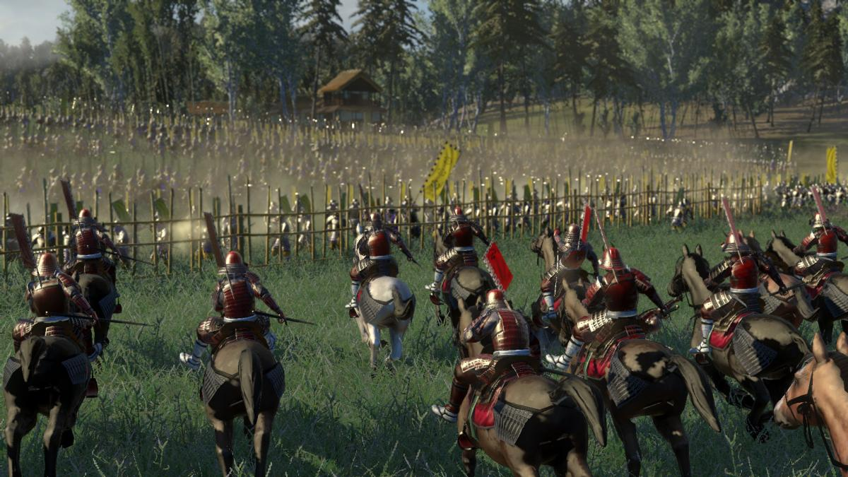Total War. Shogun 2 / скриншот