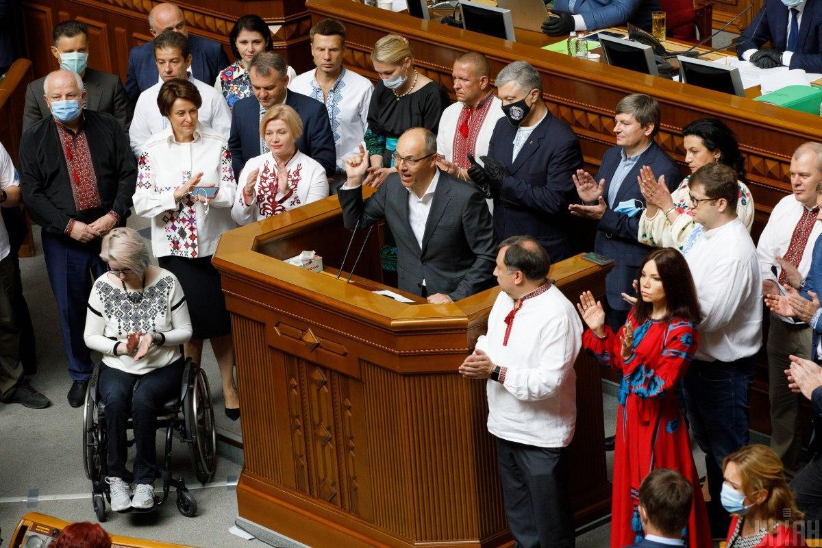 Народные депутаты / фото УНИАН
