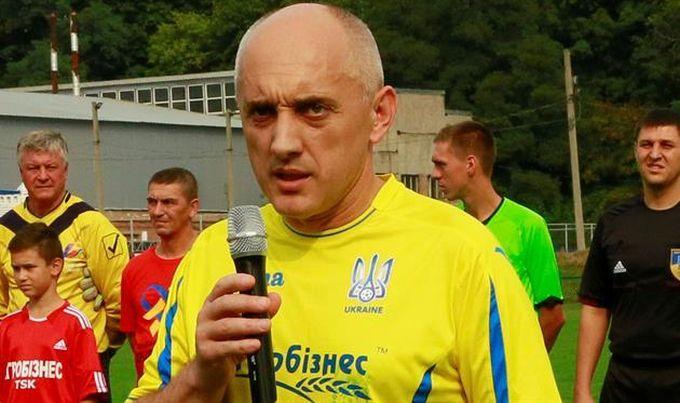 Олег Собуцкий - почетный президент Агробизнеса / фото ffl.org.ua