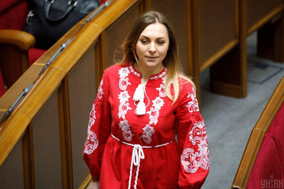 Алина Загоруйко / фото УНИАН