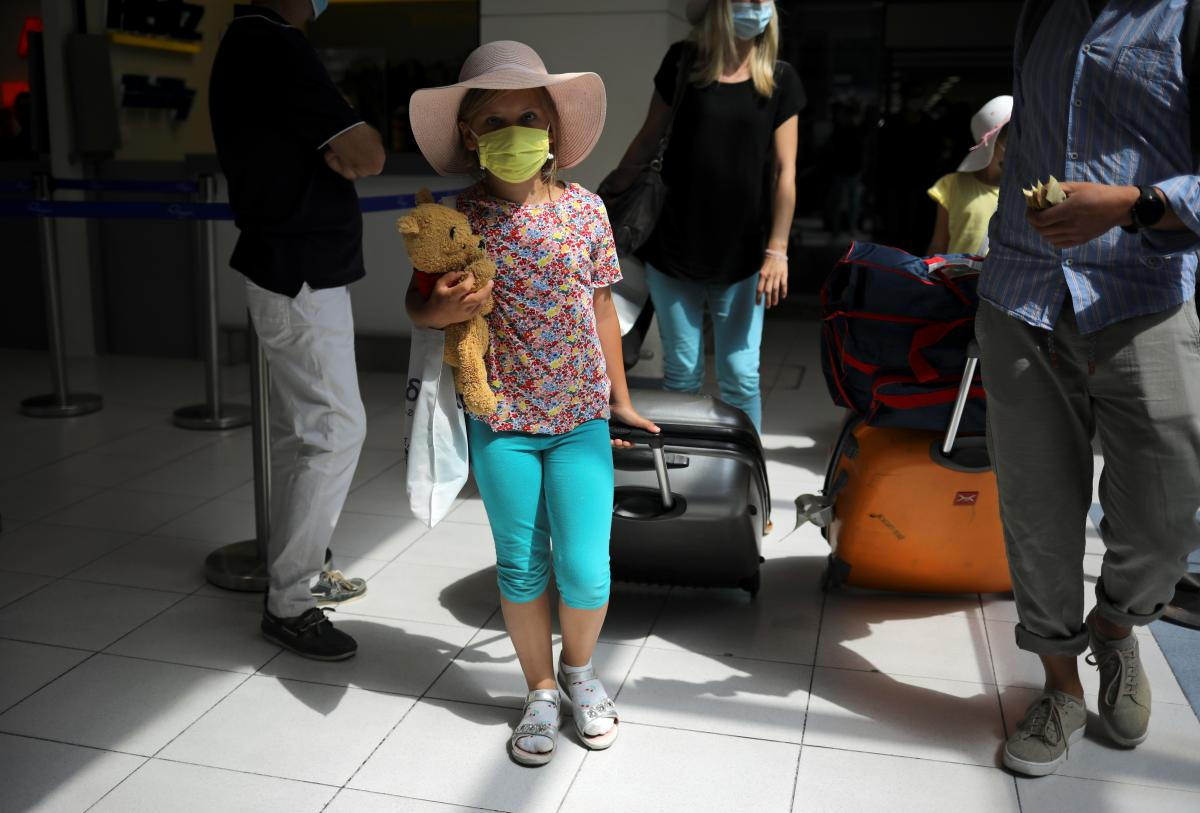 Більше за sнших від карантину постраждала сфера туризму / Ілюстрація REUTERS