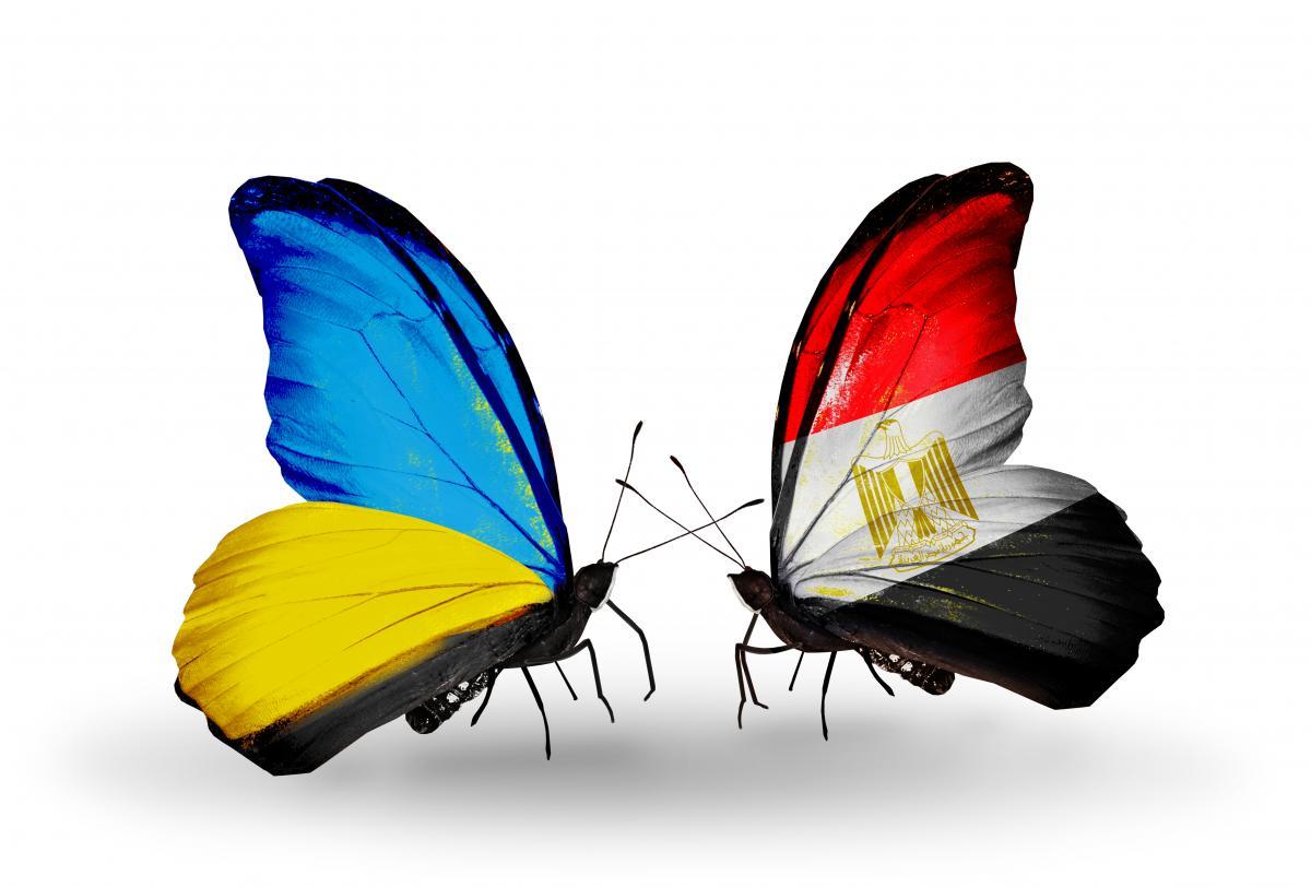 Украина договаривается о расширении использования украинского языка в Египте / фото ua.depositphotos.com