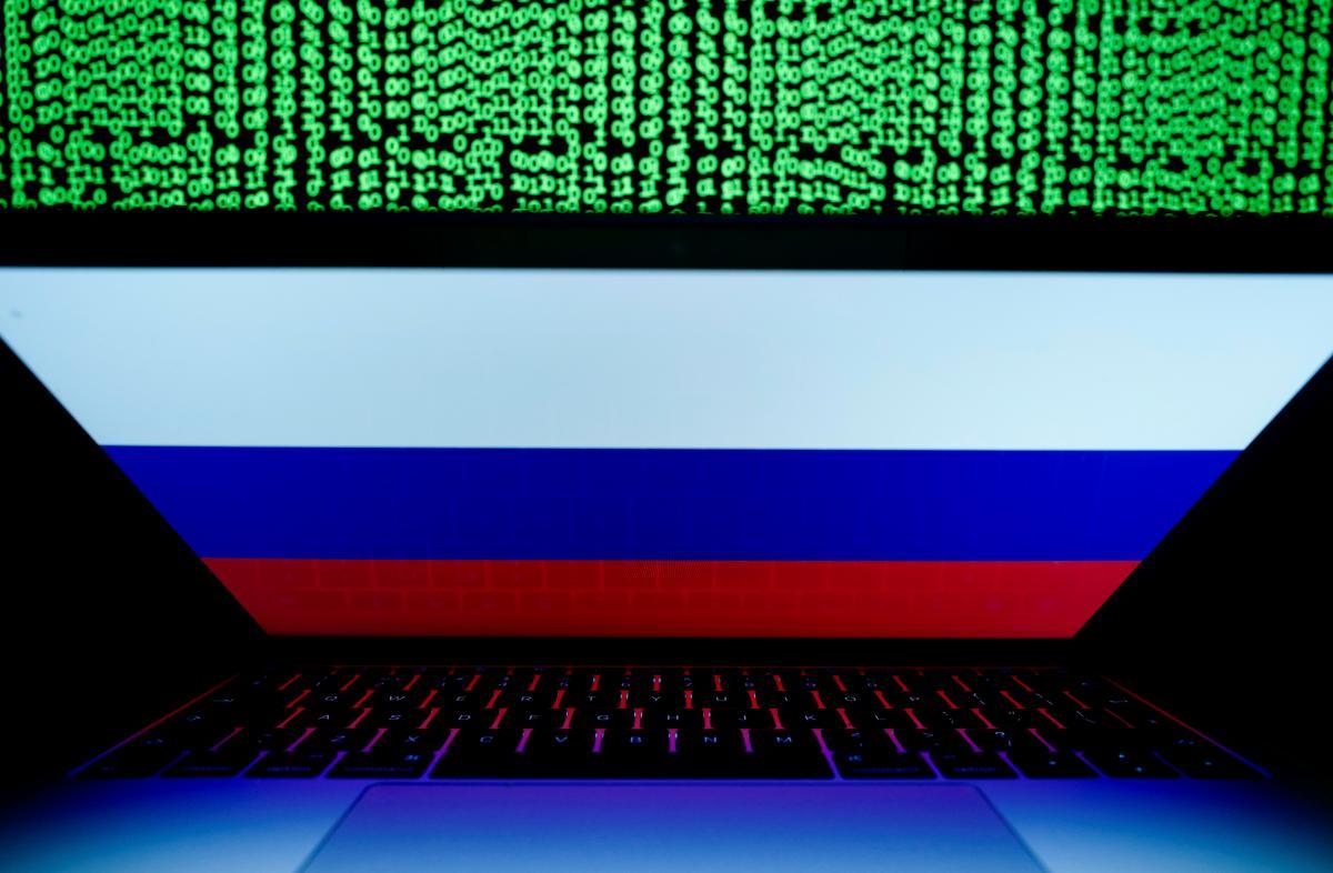 Российский след обнаружен в большинстве кибератак последних двух лет / Иллюстрация REUTERS