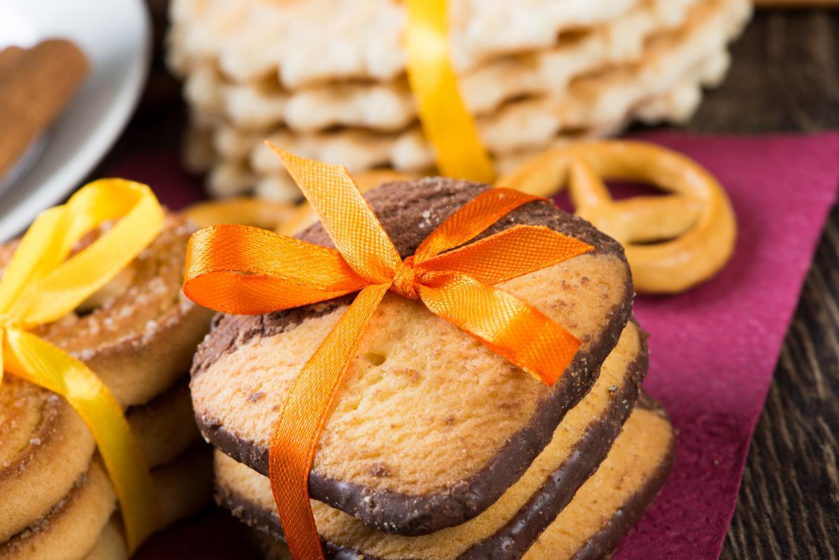 Самое вкусное печенье - рецепт / фото ua.depositphotos.com