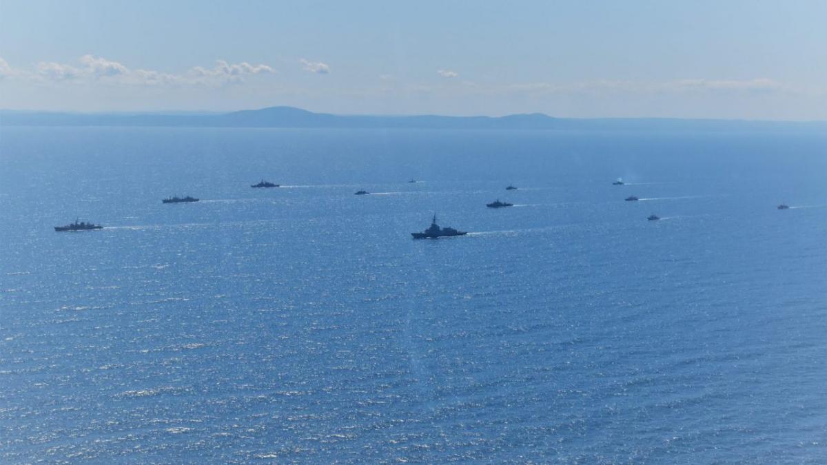 Учения продлятся до 19 июля / фото NATO MARCOM