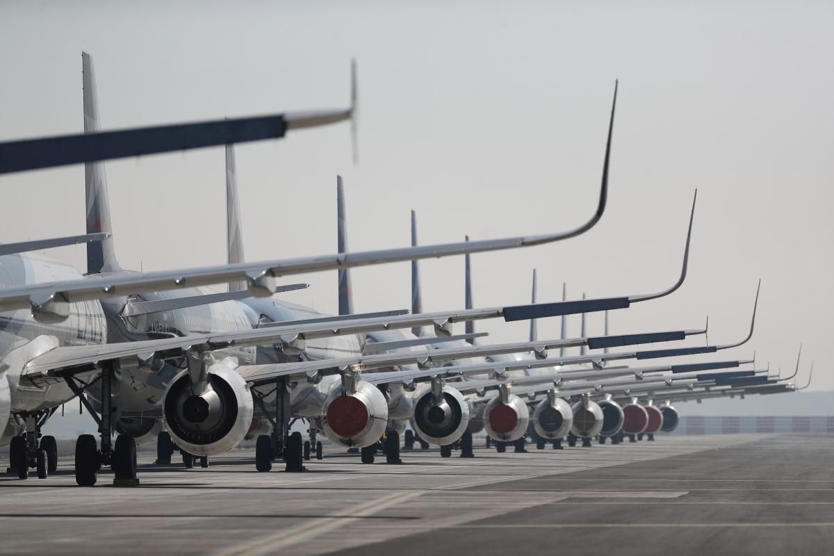 IATA заявила, що криза COVID-19 поставила під загрозу виживання авіаційної галузі / Ілюстрація REUTERS