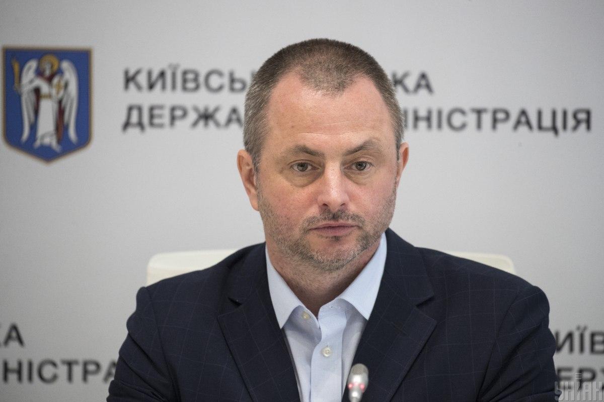 Бахматов уходит от Кличко / фото УНИАН