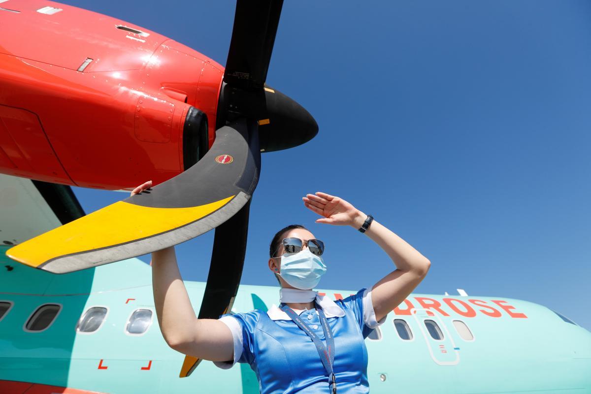 Жителям Винницы обещают современный аэропорт / Иллюстрация REUTERS