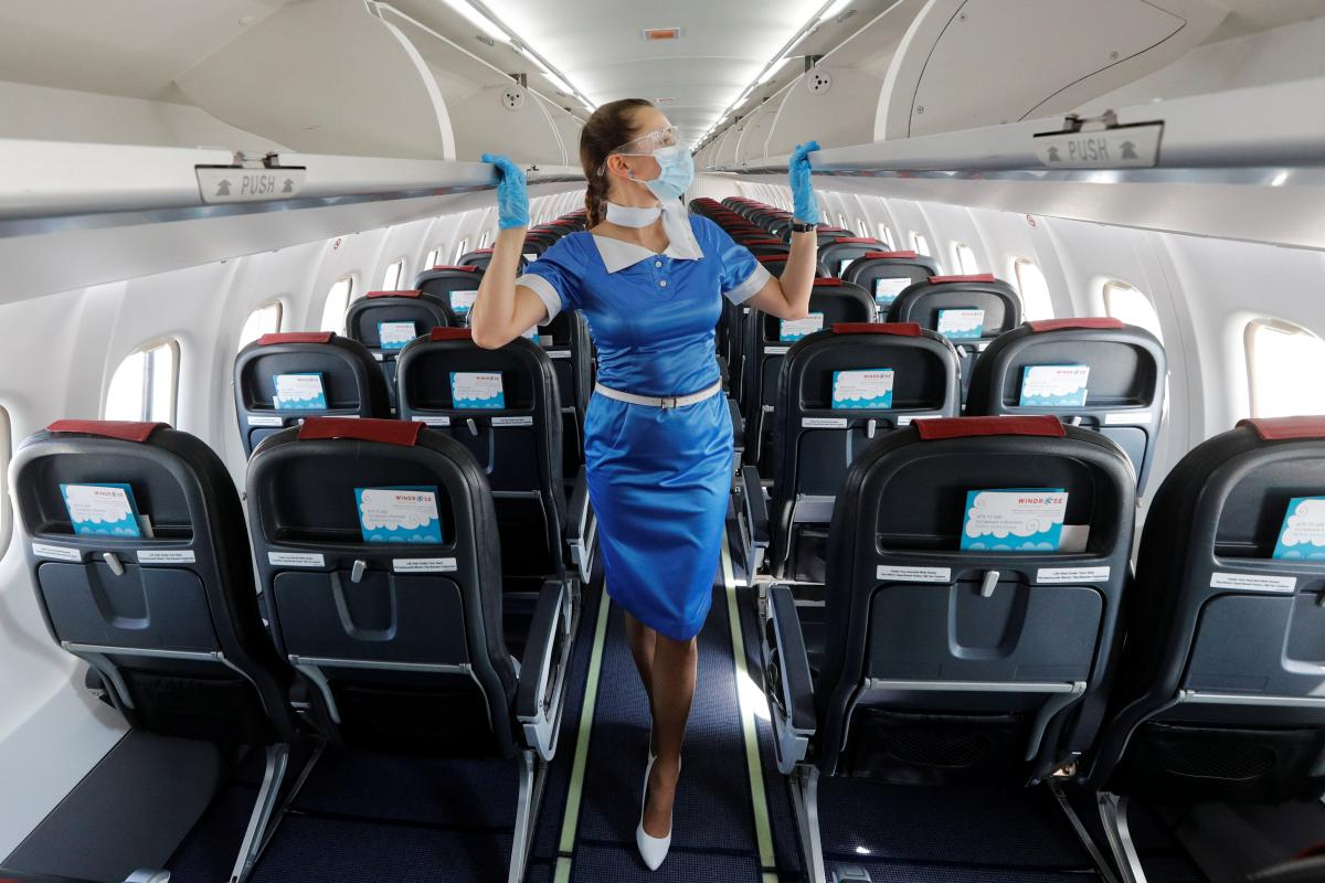 Windrose запускає рейси з Києва до столиці Чорногорії / REUTERS
