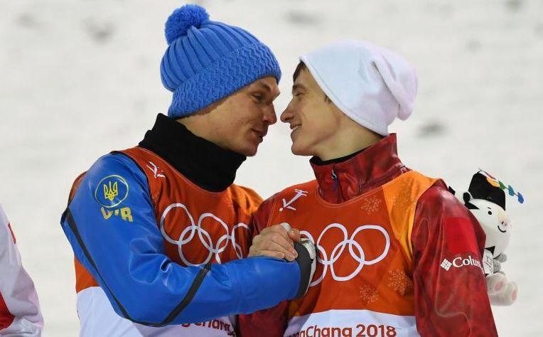 Александр Абраменко и Илья Буров / фото REUTERS