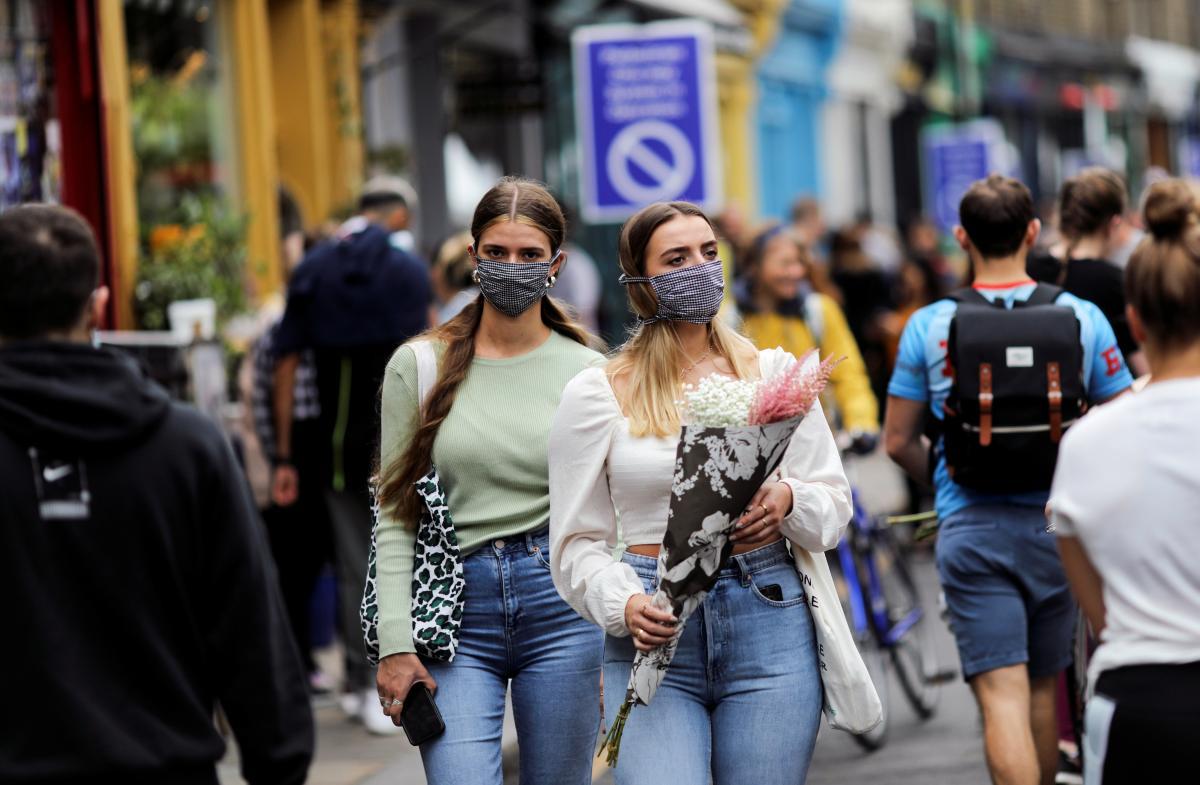 В Киеве значительно увеличился показатель суточной заболеваемостикоронавирусом \ REUTERS