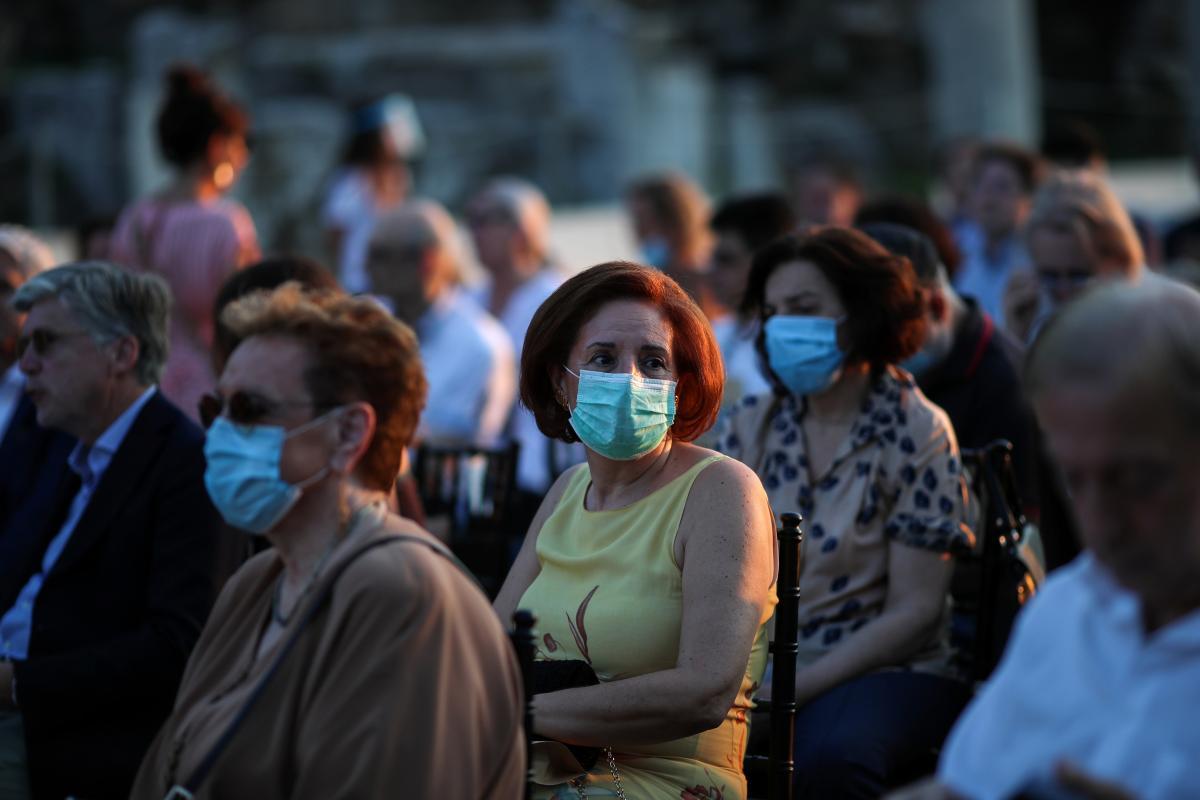 Зеленский прокомментировал ситуацию с коронавирусом в Украине / фото REUTERS