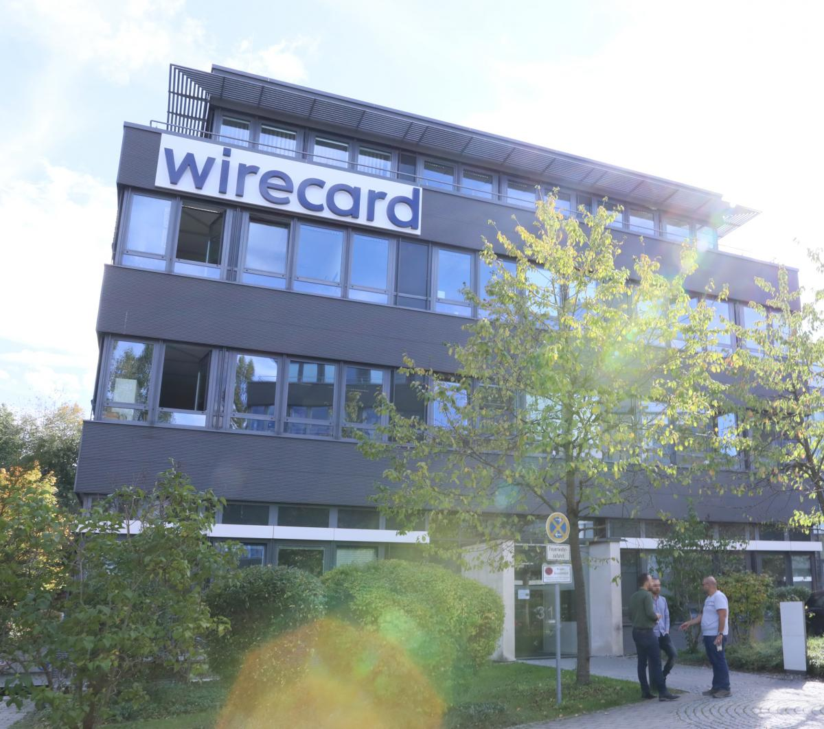 Marsalek worked for German fintech giant Wirecard as COO / Photo fromFlickr/Leo Molatore