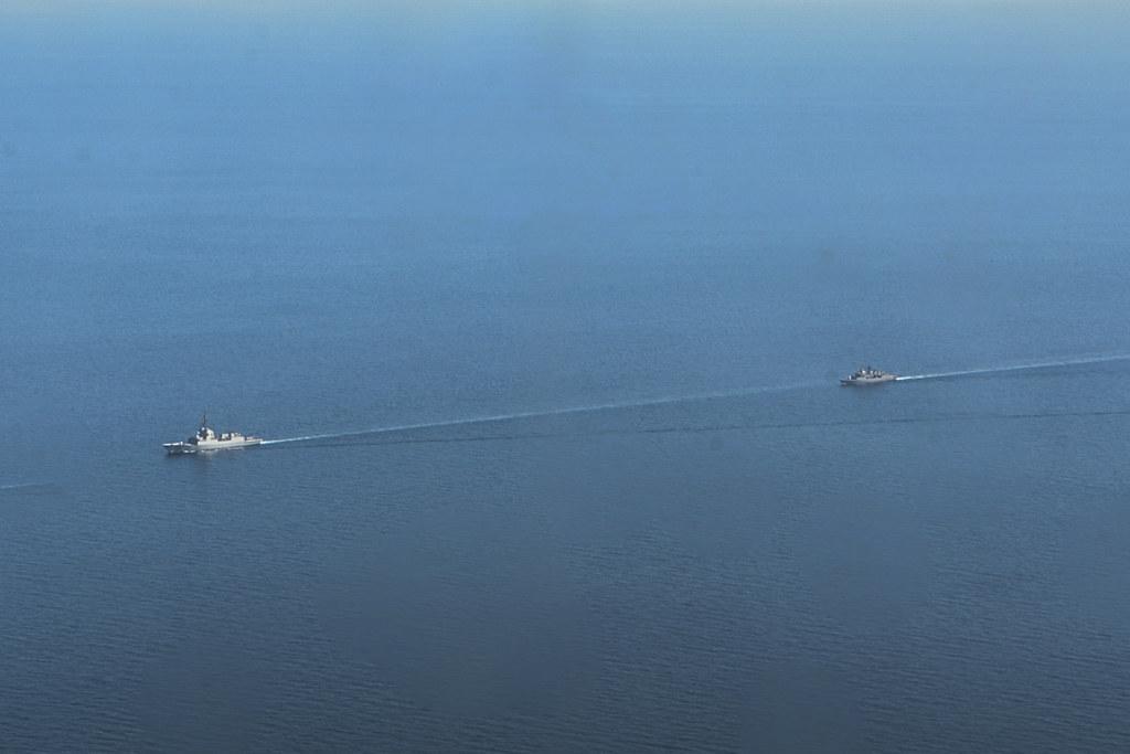 В Украине начинаются международные военные учения Sea Breeze 2020 / фото flickr.com/cne-cna-c6f